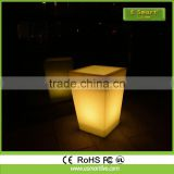 Decoration LED Flower Pot, Battery operated LED plant pot/modern flower pot,Small LED Flower Pot with batter