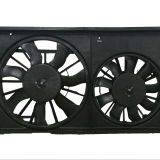 GM3115178 Dual Radiator Fan Assembly for Chevy Pontiac