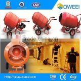 China hot selling home Small Concrete Cement central machinery cement mixer parts for construction