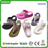 Female Flip Flops for beach,fashion and comfy women flat sandals shoes