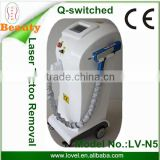 New product Good Price Q Switched Nd Yag Laser Hair Removal tattoo removal laser equipment