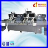 CH-320 New hot sale multi color automatic textile screen printing