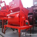 Self loading JDC350 concrete mixer