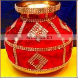 Decorated Kalash Lota RH-Kalash-201