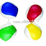 Hot 5cm PVC bean bag ball/juggling ball