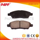 wholesale brake pads for nissan tiida oem D1060-E051A