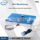 best selling high frequency anti-acne Facial Machine gun for no needles mesotherapy gun Wrinkle Remover