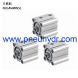 CQ2 Compact Cylinder SMC type pneumatic air cylinder High quality