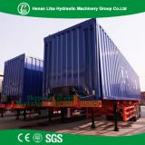 Customized Enclosed Truck Semi Trailer /Box /Van Semi Trailer/Container 32ft-60ft