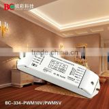 BC-334-PWM5V 4 channels 0/1-10V to PWM 5V LED dimming signal converter signal driver