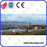 Supply 200-2000t/D Reliable Quality Portland Cement Production Equipment