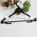 China Supplie Plastic Laminated Hanger for Clothing and Pants