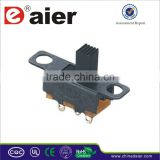 Daier pcb pins slide switch 3a