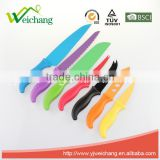 WCE416 6 pcs set Kitchen Knives wholesale non-stick knife set hot sale