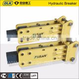 Construction Machinery hydraulic breaker hammer, hydraulic road breaker with wholesale price