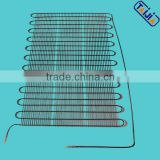 21rows,23rows Flat Wire On Tube Condenser For Korea Area