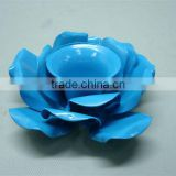 Designer Candle Stands,Rose Flower Shape T Light Candle Holders,Home Decorative Metal Candle Holders,Candle Stands
