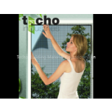 anti-mosquito polyester net self-adhesive window