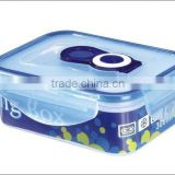 Plastic <b>Vacuum</b> <b>food</b> <b>container</b>