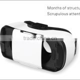 RSH Virtual Reality 3D VR Box Headset 700 degree myopia for Smart Phone 3D glasses VR game bluetooth rremote control / gamepad