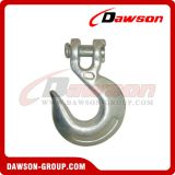 G70 High safety alloy clevis slip hook for Transport Lashing