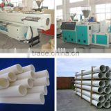 Best China plastic pipe extrusion machinee