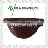 Garden Natural Handmade Brushwood Wall Hanging Basket