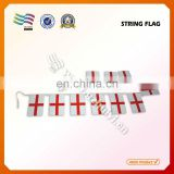 Decorative hanging string flags bunting flags for National day