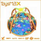 Folding Retractables Baby Play Mat Toy with Certificate