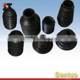 ISO9001:2008 certified custom mold rubber bellows valve/ auto and machinery rubber bellow tube / dust cover hot sale                                                                                                         Supplier's Choice