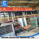 Sba/app bitumen waterproof membrane production line