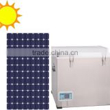 60L DC Compressor Chest Freezer with Solar Power System