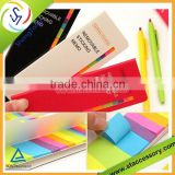High quality colorful sticky note /memo pad Customizable wholesale hot selling