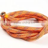 colorful polyester diamond braided rope high quality rope made from factory