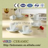 wholesale 2014 promotion ceramic tea cup&saucer