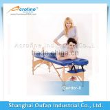 Acrofine Candor-ll heated massage table cheap massgage table wholesale