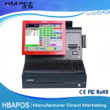 HBA-ML200 All in one supermarket cash register/pos system/pos machine
