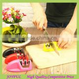 Mini kitchen knife sharpener/knife sharpener kitchen