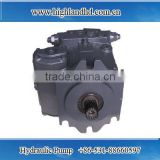 Highland hydraulic piston pump A4V series for mining loader