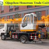 hyundai truck crane QY6H for sale