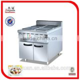 Restaurant Used Stainless Steel Electric Range (EH-887)