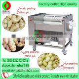 Stainess steel new type taro peeling machine manufactory produce olive peeling machine commerical potato washer