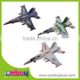 Hot selling good quailty 7 inch metal diecast model aircraft