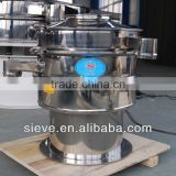 S49-800 Vibrating sieve screen for brown corundum