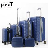 ABS Suitcase 6pcs Set Cheap Blue