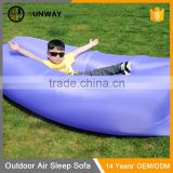 Green Travelling Camping Hangout Nylon Fabric Beach Sofa Air