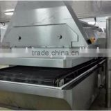Commercial Fish Fillet Iqf Freezing Tunnels Blast Freezer Equipment/Idustrial Iqf Tunnel Freezer