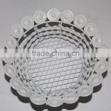 Metal wire candy plate&basket