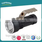 TOPRANK high power LED flashlight torch LED; Aluminium Tactical flashing, High Lumen Torch for outdoor use