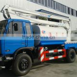 16m folding arm Dongfeng High operation truck